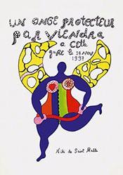 de Saint Phalle Niki - Niki de Saint Phalle