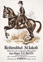 Laubi Hugo  - Reitinstitut St. Jakob