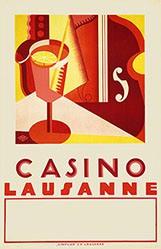 Rosset Violette - Casino Lausanne