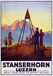 Hodel Ernst - Stanserhorn