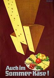 Jäggi + Wüthrich - Auch im Sommer Käse!