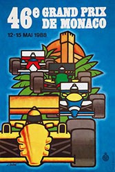 Grognet J. - Grand Prix de Monaco