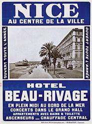 Robaudy - Hôtel Beau-Rivage
