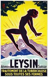 Müller Jacomo  - Leysin