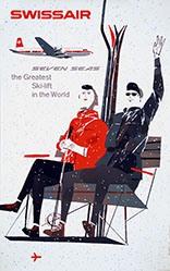 Wetli Hugo - Swissair