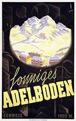 Peikert Martin - Sonniges Adelboden