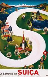 Leupin Herbert - A caminho da Suiça