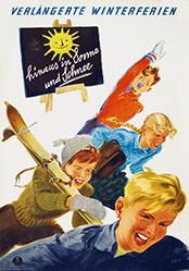 Libiszewski Herbert - Verlängerte Winterferien