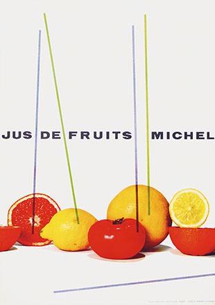 Gallay Michel - Jus de fruits