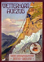 Gugger A. - Wetterhorn Aufzug