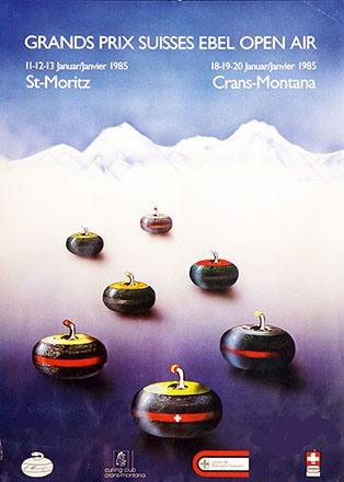 Anonym - Crans Montana / St. Moritz