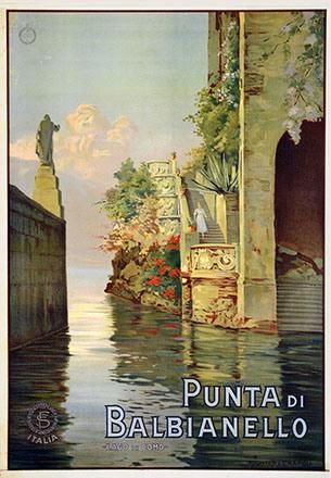 Anonym - Punta di Balbianello – Lago di Como
