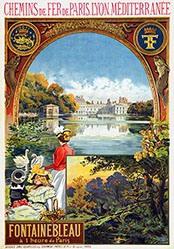 Tinquier-Trianon Louis - Fontainebleu
