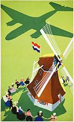 Erkelens Paul C. - ohne Text (KLM - Holland)