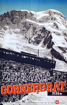 Klopfenstein Arnold (Photo) - Zermatt Gornergrat