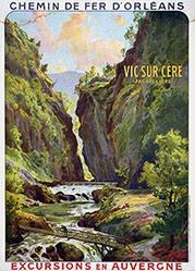 Tauzin Louis - Vic-sur-Cère - Excursions en Auvergne