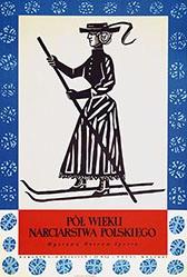 Stachurski Marian - Pol Wieku Narciarstwa Polskiego