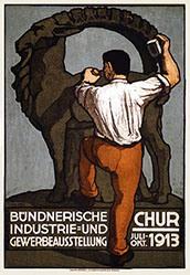 Koch Walther - Bündnerische Industrie-