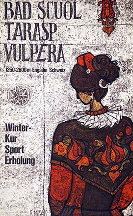 Mirer Rudolf - Bad Scuol Tarasp Vulpera