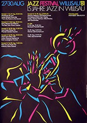 Troxler Niklaus - Jazz Festival Willisau
