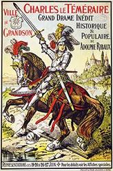Jauslin Karl - Charles de Téméraire