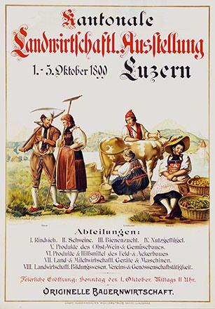 Zürcher J. - Kantonale Landwirtschaftliche