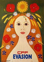 Jaquet Alice - CFF - Evasion