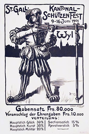 Germann J. - St. Gall. Kantonal-