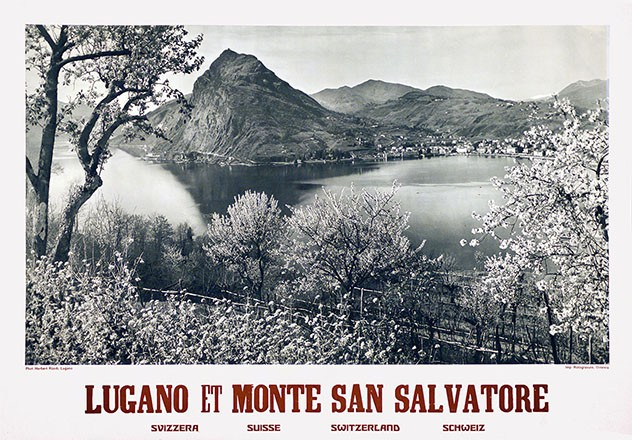 Rüedi Herbert (Photo) - Lugano et Monte San Salvatore