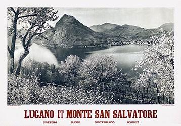 Rüedi Herbert (Photo) - Lugano et Monte San Salvatore