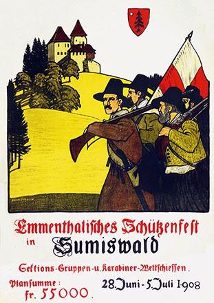 Cardinaux Emil - Emmenthalisches