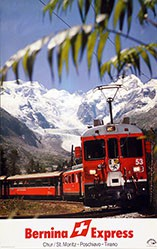 Anonym - Bernina Express