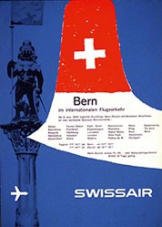 Leemann Max E. - Swissair - Bern