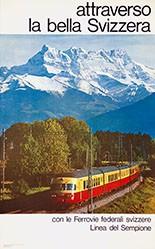 Anonym - Attraverso la bella Svizzera