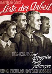 Baumberger Otto - Kantonsrat