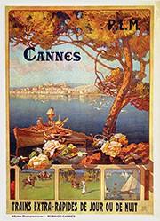 de Signori Francia - P.L.M. - Cannes