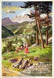 Tanconville (Henri Ganier) - Uriage-les-Bains