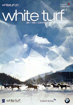 Anonym - White Turf