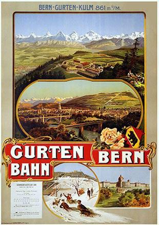 Reckziegel Anton - Gurten Bahn Bern