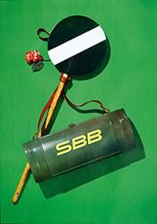 Niederhauser Paul - SBB