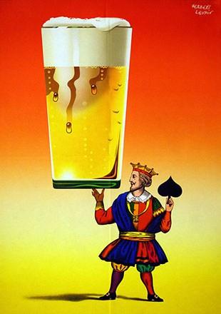 Leupin Herbert - ohne Worte (Bier)