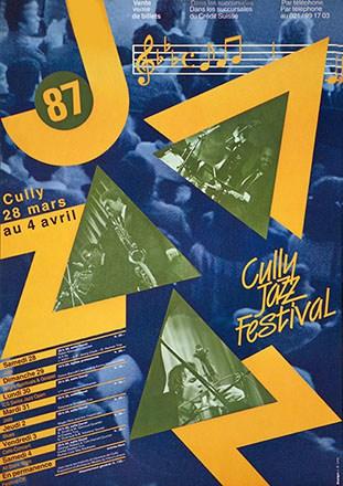 Levy Jean-Benoit - Cully Jazz Festival