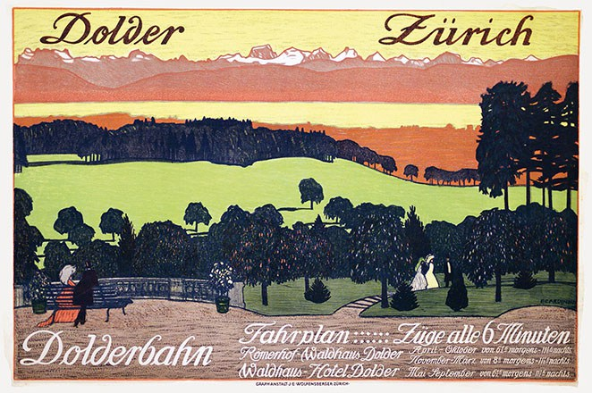 Cardinaux Emil - Dolderbahn
