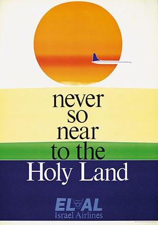 Külling Ruedi - EL AL - Holy Land
