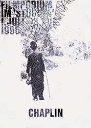 Schraivogel Ralph - Chaplin