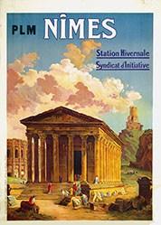 Granes J. - PLM - Nîmes