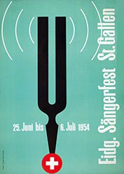 Bosshard Arnold - Eidg. Sängerfest