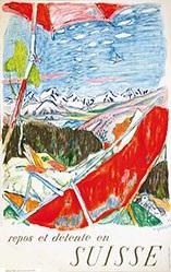 Carigiet Alois - Repos et détente en Suisse
