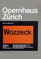 Müller-Brockmann + Co. - Wozzeck
