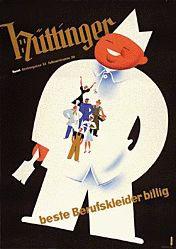 Bühler Fritz - Hüttinger